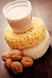 scrub грецкий орех Стоковые Фото