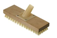 Scrub brush Royalty Free Stock Photography