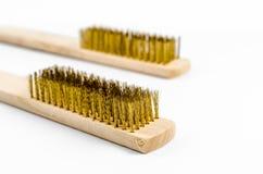 Scrub brush Royalty Free Stock Images