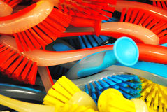 Scrub Brushes Stock Image