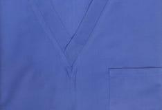 Scrub nursing uniform. Medical concept scrub nursing uniform as background Royalty Free Stock Image