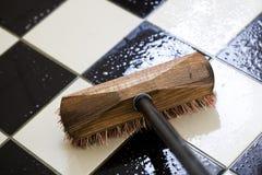Scrubbing Royalty Free Stock Photo