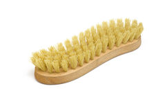 Scrubbing brush Stock Image