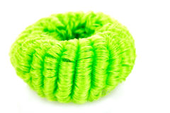 Scrunchies isolated Stock Images