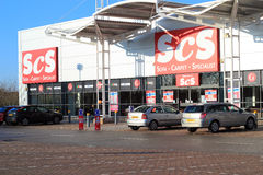 SCS store. Stock Images