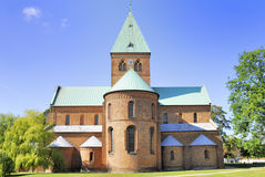 Sct. Bends Church Royalty Free Stock Photo