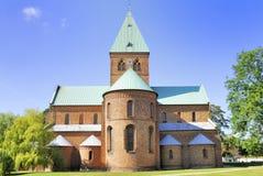 Sct. Chiesa delle curvature Fotografia Stock Libera da Diritti