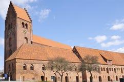 Sct. Peters Kirche und Kloster Stockbilder