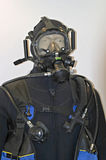Scuba dive suit Stock Photography