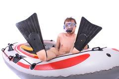Scuba diver Stock Photos