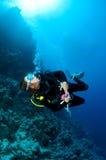 Scuba diver Stock Photography