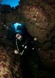 Scuba diver royalty free stock photos
