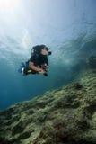 Scuba-Diving stock photos