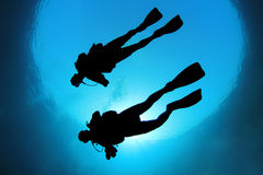 Scuba Diving Stock Image