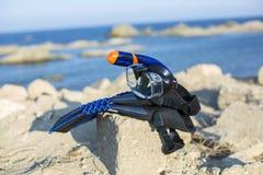 Scuba Diving Equipment Stock Images