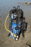Scuba Gear Royalty Free Stock Image