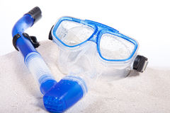 Scuba Mask Stock Photos