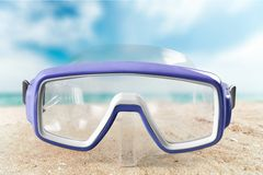 Scuba Mask Stock Images