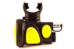 Scuba regulator Stock Photography