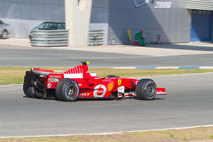Scuderia Ferrari F1, Luca Badoer, 2006 Fotos de Stock