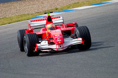 Scuderia Ferrari F1, Luca Badoer, 2006 Stock Photo