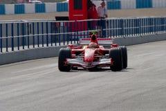 Scuderia Ferrari F1, Luca Badoer, 2006 Stock Images