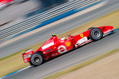 Scuderia Ferrari F1, Luca Badoer, 2006 Stock Photography