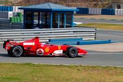 Scuderia Ferrari F1, Marc gen, 2006 Royaltyfri Fotografi
