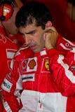 Scuderia Ferrari F1, Marc Gene, 2006 Stock Photography