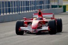 Scuderia Ferrari F1, Marc Gene, 2006 Stock Image