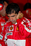 Scuderia Ferrari F1, Marc Gene, 2006 Royalty Free Stock Photos