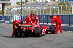 Scuderia Ferrari F1, Marc Gene, 2006 Royalty Free Stock Image