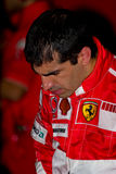 Scuderia Ferrari F1, Marc Gene, 2006 Stock Images