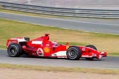 Scuderia Ferrari F1, Marc Gene, 2006 Stock Photos
