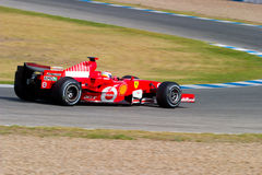 Scuderia Ferrari F1, Marc Gene, 2006 Royalty Free Stock Photos
