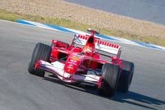Scuderia Ferrari F1, Michael Schumacher, 2006 Stock Photo