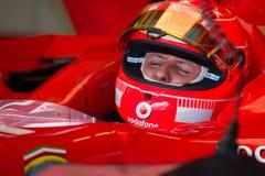 Scuderia Ferrari F1, Michael Schumacher, 2006 Royalty Free Stock Photos