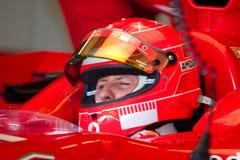 Scuderia Ferrari F1, Michael Schumacher, 2006 Stock Image