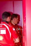 Scuderia Ferrari F1, Michael Schumacher, 2006 Royalty Free Stock Photography