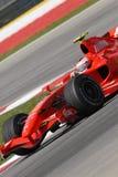 Scuderia Ferrari Marlboro F200 Photos libres de droits