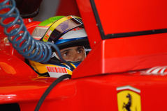 Scuderia Ferrari Marlboro F200 Royalty Free Stock Images