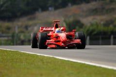 Scuderia Ferrari Marlboro F200 Royalty Free Stock Photography
