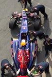 Scuderia Toro Roso, Daniel Ricciardo Royalty Free Stock Image