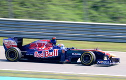 Scuderia Toro Rosso Stock Photo