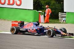Scuderia Toro Rosso STR10 F1 driven by Max Verstappen at Monza Stock Photography