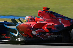 Scuderia Toro Rosso STR2 Vitan Stock Photography