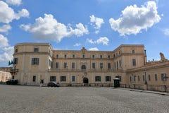Scuderie del Quirinale in Rome Stock Images