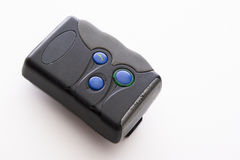 Scuffed up pager Stock Photos