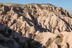 Sculpted landscape Stock Photo