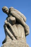 Sculptor art, rope puller, Nikolaus Friedrich Stock Image
